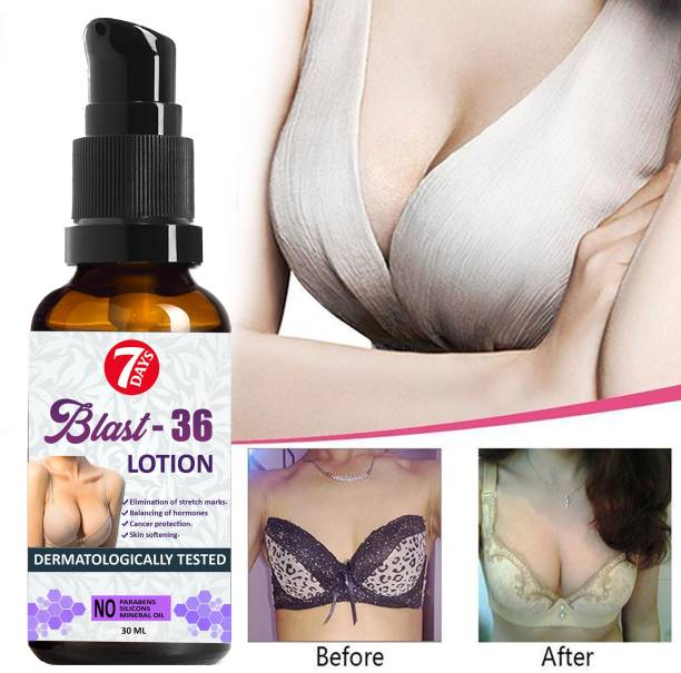 7 Days Blast 36 Lotion Breast cream/ Breast enlargement cream for women/ breast size increase cream/ breast enhancement Cream/ Breast enhancement medicine/ breast size reducing cream