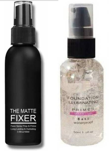 BR Belle Rosa The Makeup Fixer Spray and  Primer  - 200 ml