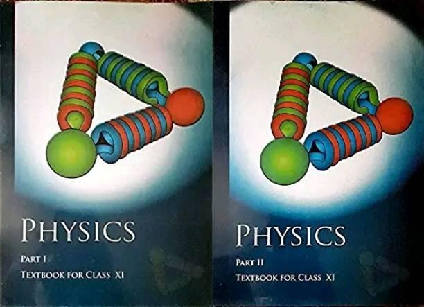 NCERT PHYSICS CLASS 11 PART 1/2 Combo Book