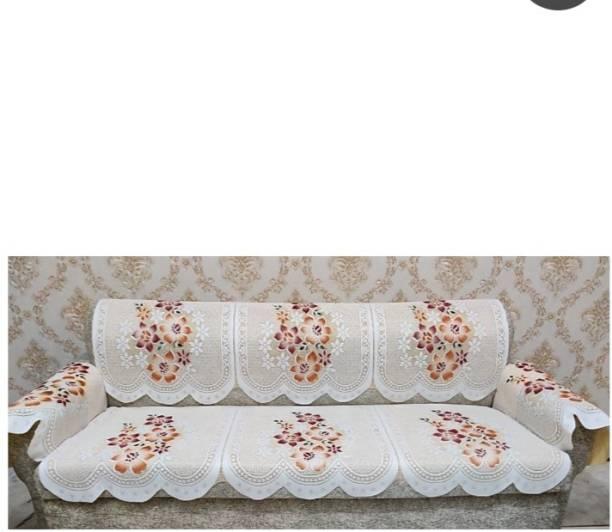 onterio fabs Cotton Sofa Cover