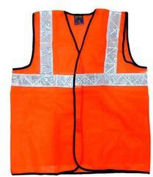 Karam Reflective Jacket Orange Smart Jacket