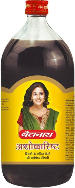 Baidyanath Ashokarishta   Physical and Hormonal Well Being of Women's   Natural friend for women on those difficult days  