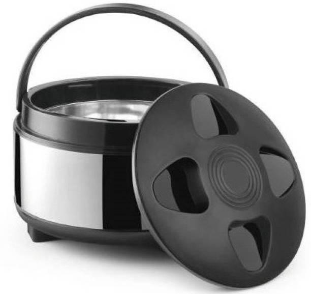 The wants Chapati container/ HotT Pot Buffet Casserole stainless steel Chapati Box/Casserole/Bread container /hot pot Cook and Serve Casserole Serve Casserole