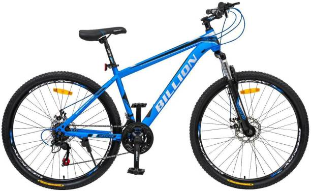 Geekay 21 MultiSpeed Dual Disc Front Suspension 27.5 T Road Cycle
