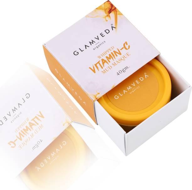 GLAMVEDA Whipped Vitamin C Mud Masque