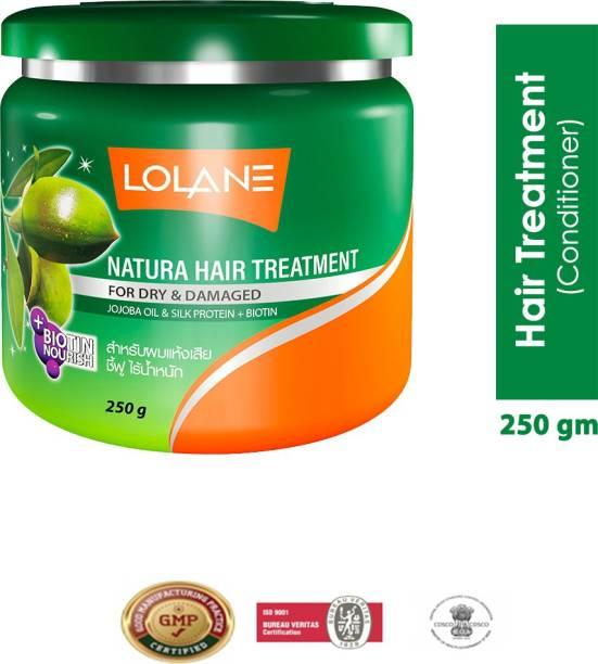 Lolane NATURA HAIR TREATMENT FOR DAMAGED HAIR