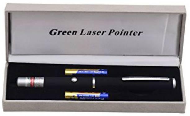 Electofic Green Beam Laser Light Pointer pen, Party Pen Disco Light