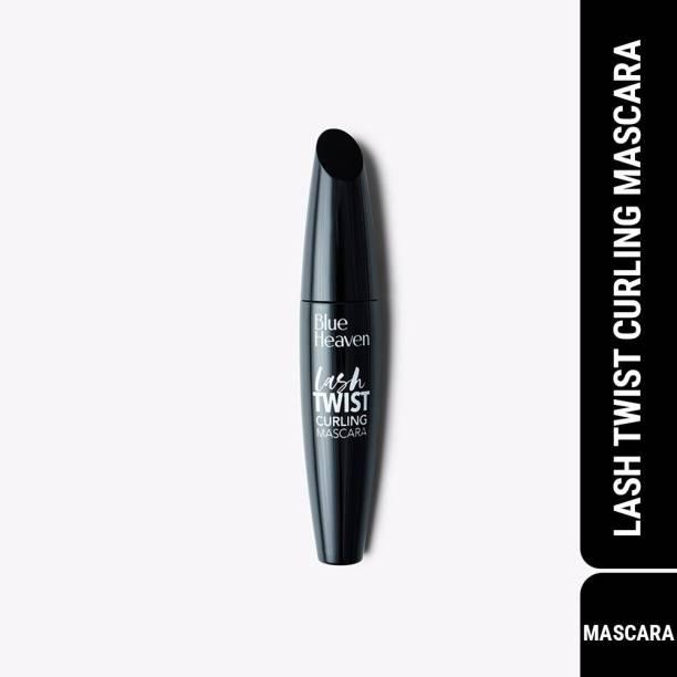 BLUE HEAVEN Lash Twist Curling Mascara Black 12 ml