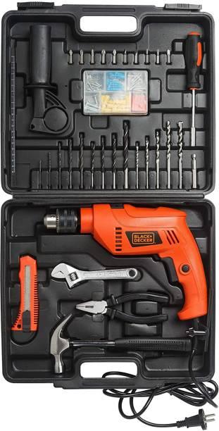 BLACK+DECKER Power & Hand Tool Kit