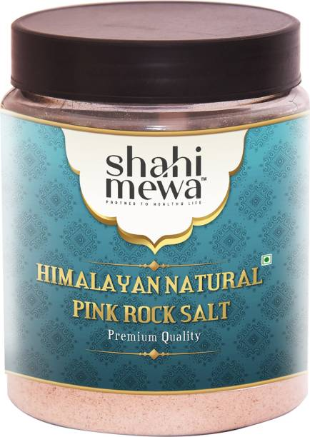 Shahi Mewa Authentic Himalayan Pink Rock Salt | 100% Natural | Rich in Nutrients | Ideal for Weight Loss | Sendha Namak Rock Salt
