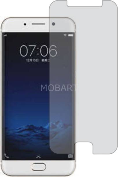 MOBART Tempered Glass Guard for VIVO XPLAY 6 (Matte Finish, Flexible)