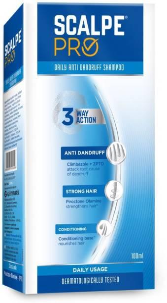 Scalpe Pro Daily Anti Dandruff Shampoo