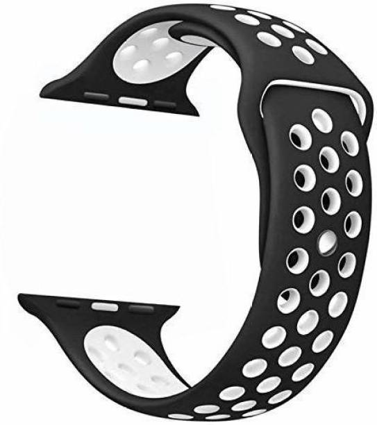 ask Soft Silicone Sport Band Compatible with Samsung Galaxy Watch 3 41mm, Galaxy 42mm, Galaxy Active 40mm, Active 2 (40-44mm) / AmazeFit BIP/BIP Lite/AmazeFit GTS, Amazefit GTR (42mm) / VivoActive 3 / RealMe Classic, Fashion & Smartwatches with 20mm Lugs Smart Band Strap
