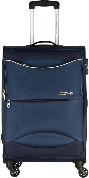 AMERICAN TOURISTER Brookfield Sp68 Expandable  Check-in Luggage - 27 inch