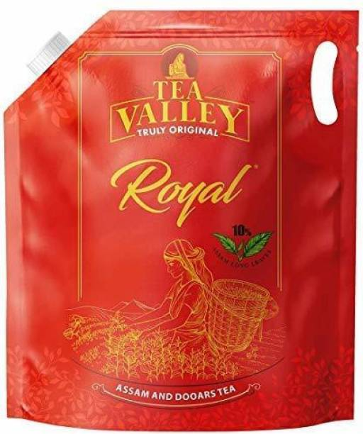 Tea Valley Royal Premium Assam Tea 1kg Black Tea Pouch