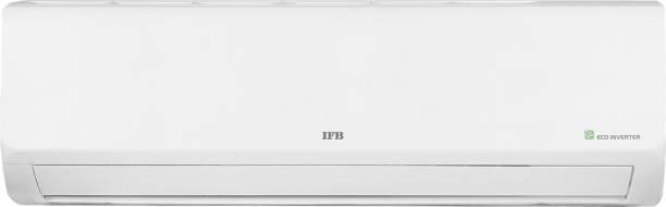 IFB 7 Stage Air Treatment 1.5 Ton 5 Star Split Inverter PM 0.3 Filter Silver Series AC  - White