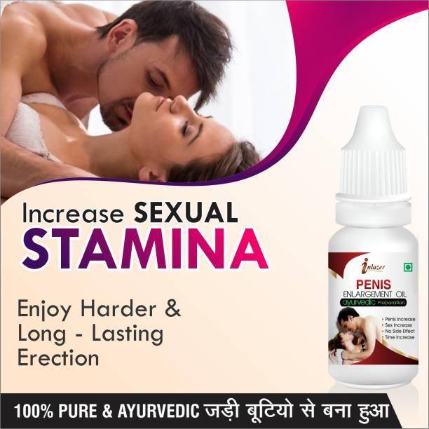 inlazer Herbal Supplement Oil for Men's Health Care 100% Ayurvedic