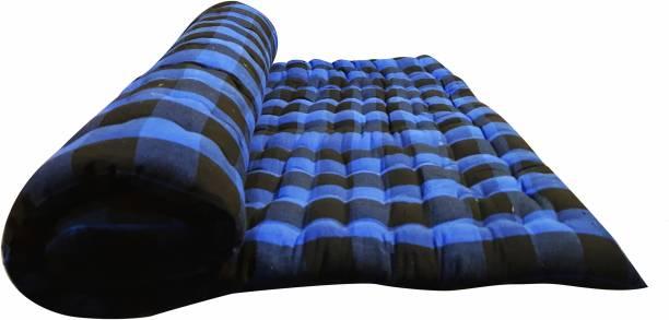 Anand Textile 3x6 cotton matress 4 inch Single Cotton Mattress