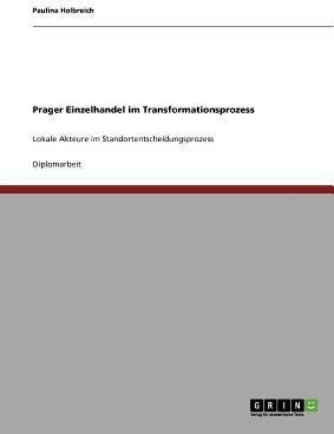 Prager Einzelhandel im Transformationsprozess