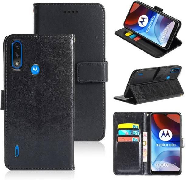 BOZTI Back Cover for Motorola Moto E7 Power