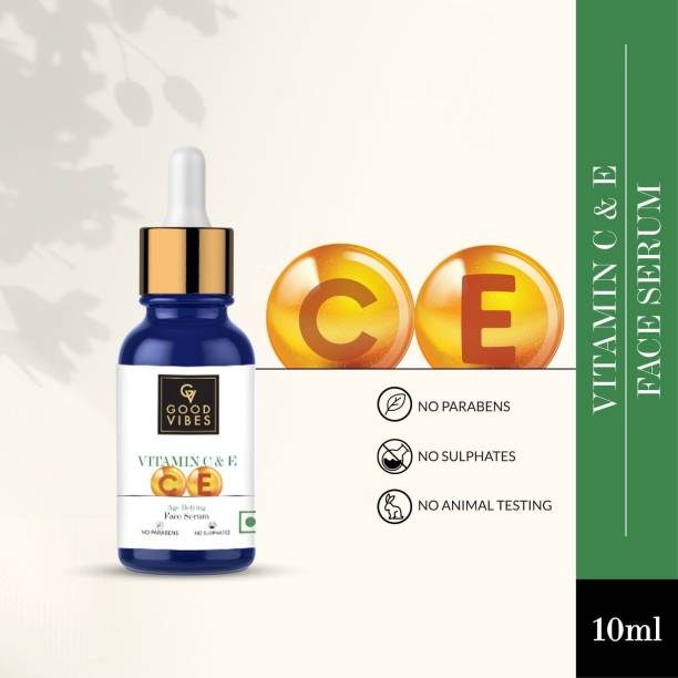 GOOD VIBES Age Defying Serum - Vitamin C & Vitamin E