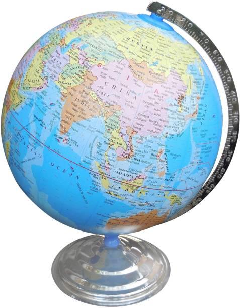 V R Enterprises Educational Geographical World Globe Round Desk & Table Globe Geographical World Globe World Globe