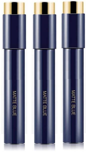 GULGLOW99 LONG LASTING USE AND WATER PROF BLUE COLOR MASCARA 30 ml