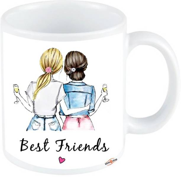 blinkNshop Coffee for Best Friends, Fathers, Mother, Sister, Brother Ceramic Coffee Mug