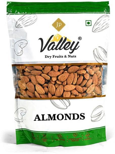 jp valley 100% Natural Premium Californian Almonds (250 g) Almonds