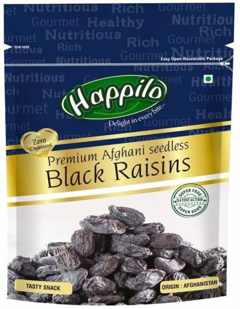 Happilo Premium Seedless Green Raisins 250gm Raisins