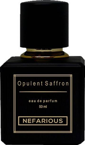 Nefarious Oppulent Saffron Eau de Parfum  -  50 ml