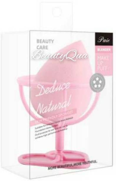 BeautyQua Best Quality Beauty Blender , Makeup Sponge with Stand