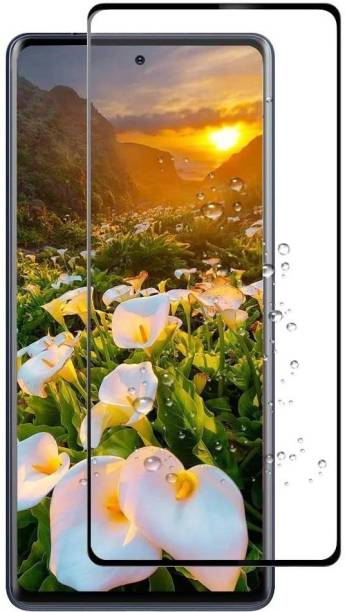 KWINE CASE Edge To Edge Tempered Glass for Samsung Galaxy F62