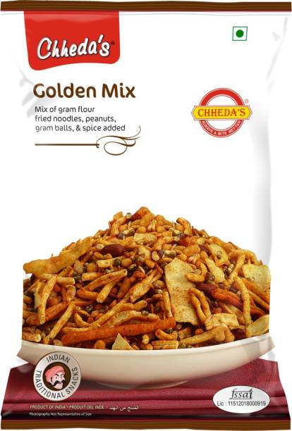 Chheda's Golden Mix 350g - Pack of 1