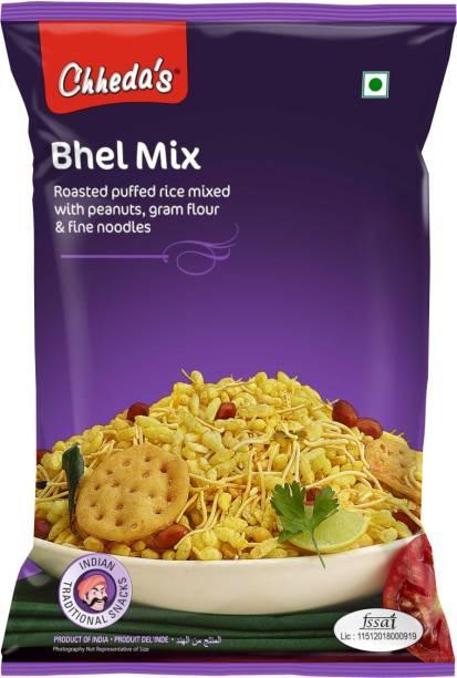 Chheda's Bhel Mix - 350 g Pack of 1