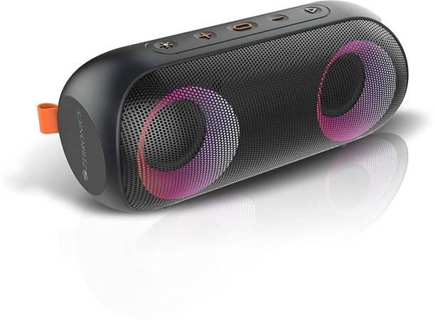 ZEBRONICS ZEB-MUSIC Bomb X 20 W Bluetooth Speaker