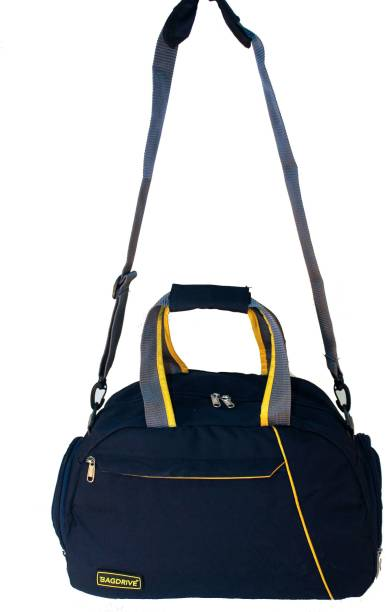 BAGDRIVE Gym Bag 002_Navy Blue