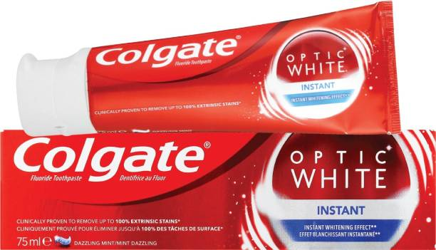 Colgate Optic White Instant Whitening Imported Toothpaste