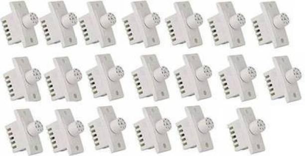 JElectricals 7 Step Fan Regulator-20 PCS Step-Type Button Regulator