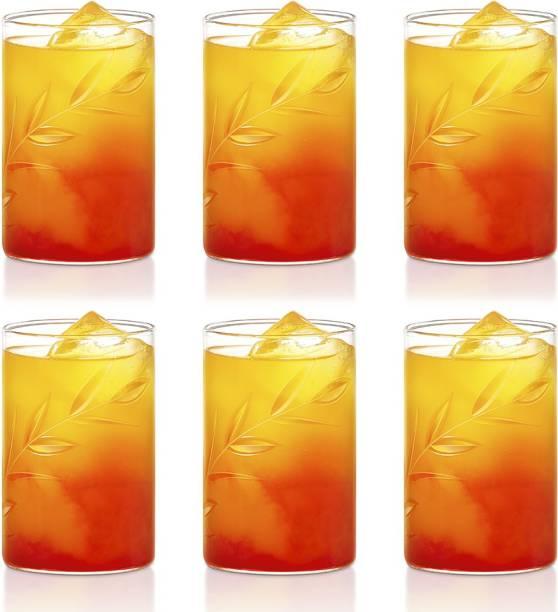 BOROSIL (Pack of 6) BVS6CRE295L Glass Set