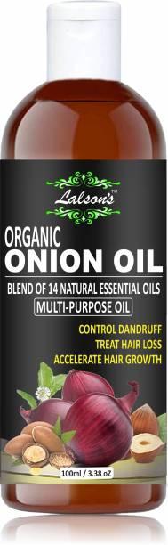 Lalson's Onion Oil for Hair Growth Hair Oil
