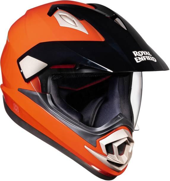 ROYAL ENFIELD Men's Helmet Motorbike Helmet