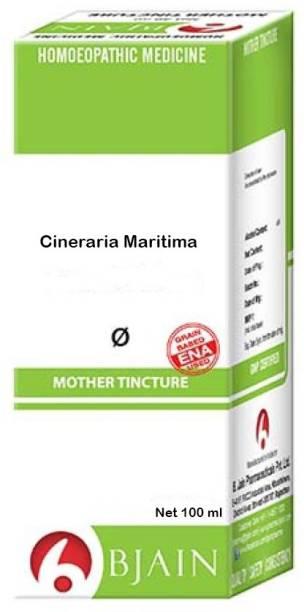 Bjain Cineraria Maritima Q Mother Tincture