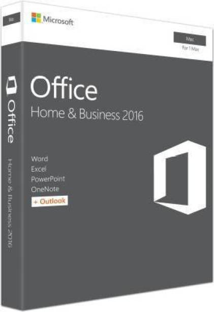 MICROSOFT Office Home & Business 2016 For Mac (LifeTime)