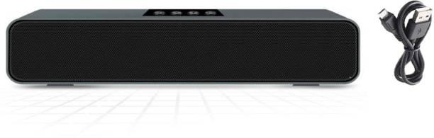 Potasa Portable Sound Speaker E 91 Bluetooth loud mini Desktop party Soundbar 10 W Bluetooth Soundbar
