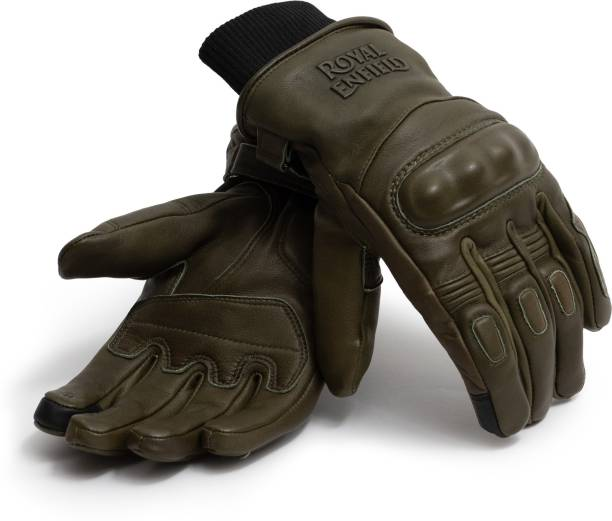 ROYAL ENFIELD Winter is Coming Gloves Riding Gloves