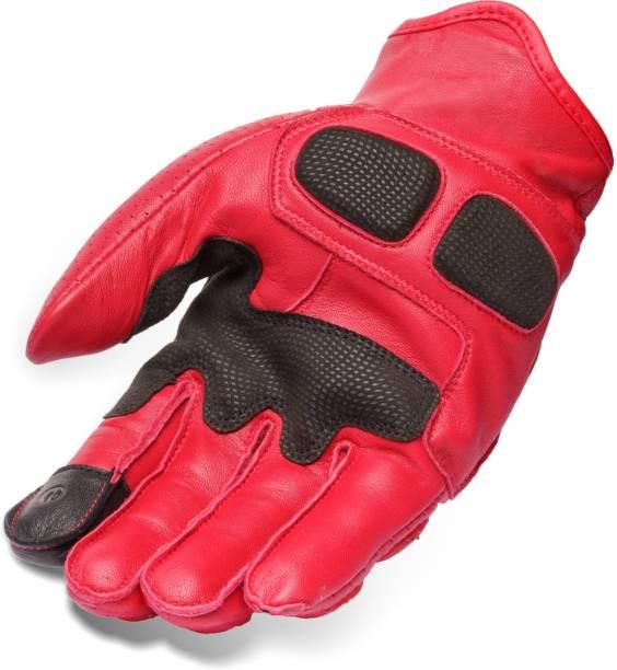 ROYAL ENFIELD Burnish Gloves Riding Gloves