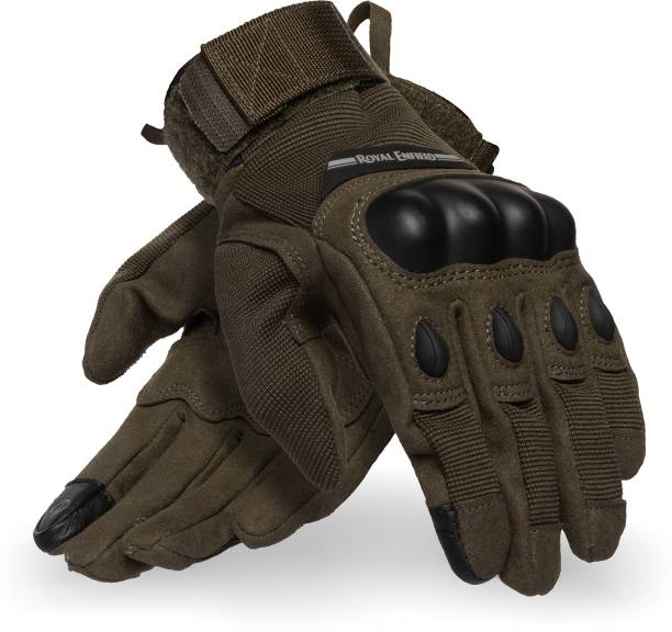 ROYAL ENFIELD Military Riding Women's Gloves Riding Gloves