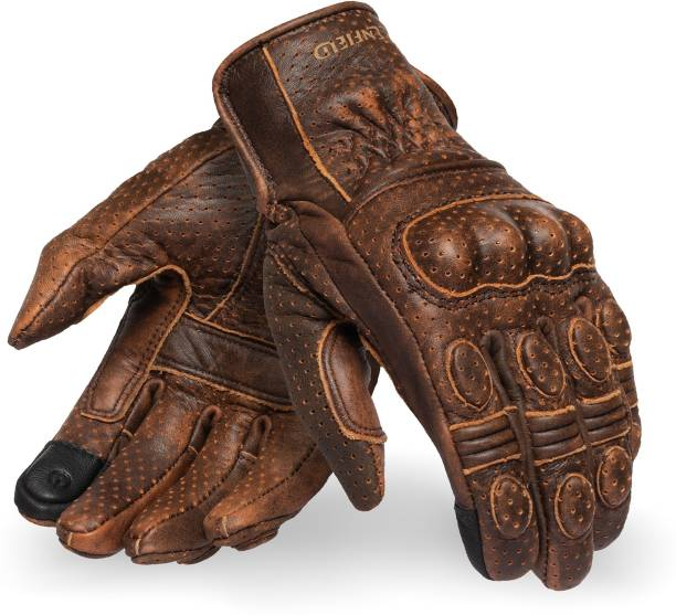 ROYAL ENFIELD Vintage Riding Women's Gloves Riding Gloves
