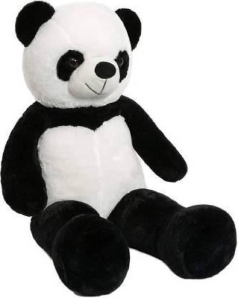 PRANEHA ENTERPRISES Soft Toys Lovable | Huggable Teddy Bear for Girlfriend | Haapy Birthday| Happy Anniversary | Gift | Boy | Girl | (Panda, 3 Feet)  - 91 cm
